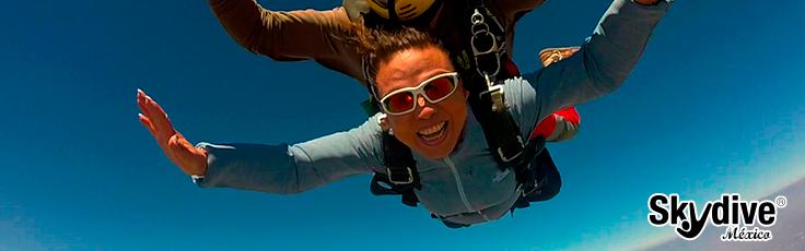 Saltar en paracaídas en tequesquitengo
