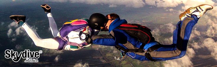 ¡Aprovecha nuestra promoción del mes de Febrero en Skydive!